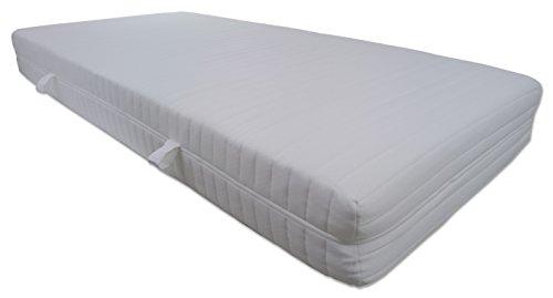 25 cm hhe ca matratze dibapur q xxl 9 zonen orthopdische kaltschaummatratze auswahl x ca235 cm. Black Bedroom Furniture Sets. Home Design Ideas