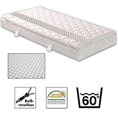 Badenia Bettcomfort  Matratzenauflage Senso mit Noppenstruktur