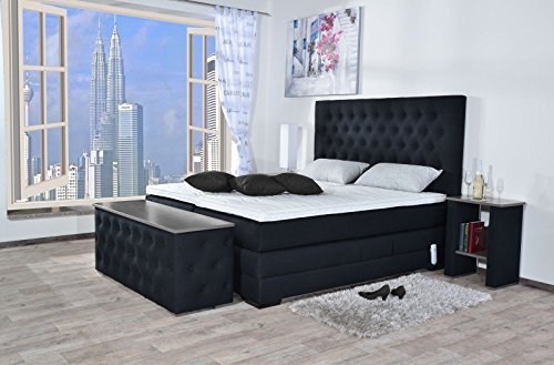 boxspringbett katharina 7 zonen taschenfederkern lieferbar. Black Bedroom Furniture Sets. Home Design Ideas