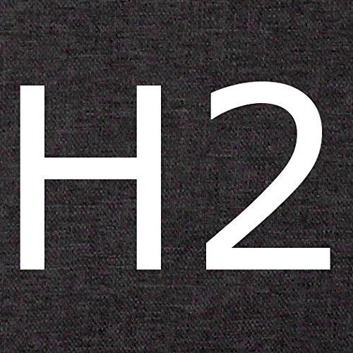 Boxspringbett ka-line® 10x200cm Hellgrau H2 mit Knöpfen Stauraum Bettkasten Comfortbox Füßen Polsterbett Premium Hotelbett Bett amerikanische Doppelbett Luxus Komfort