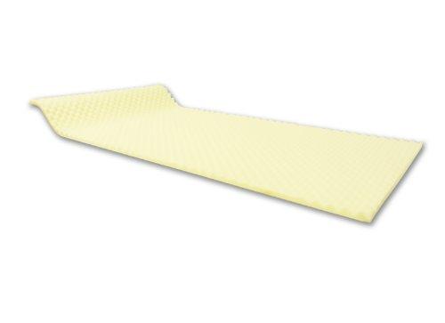 dibapur visco noppen matratzenauflage profil glatt rg55 schaumplatte boxspringbetten. Black Bedroom Furniture Sets. Home Design Ideas