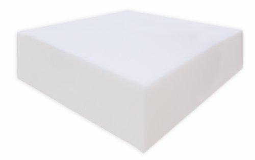 Dibapur PUR-Schaumstoffplatten, Matratzenauflage, Schaumstoff TYP RG40 - ca.100cmx200cm/3cm