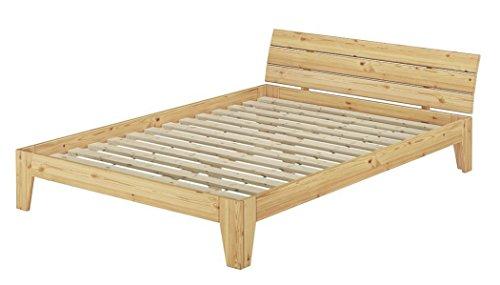 erst holz futonbett mit rollrost 140x200. Black Bedroom Furniture Sets. Home Design Ideas