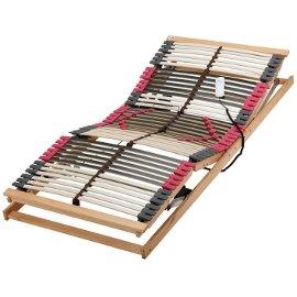 Finessa Lattenrost, 2-motoriger Federholzrahmen mit 42 Federleisten für höchste Ansprüche