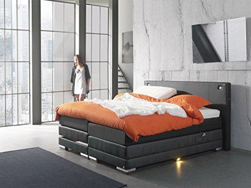Henson Design Boxspringbett - Alle Henson Design Modelle Aoxly Nixon Brixton Maxim Exclusive Oxford in allen Stoffen verfügbar