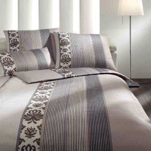 joop bettwaesche mako satin ornament stripe 4022 betten. Black Bedroom Furniture Sets. Home Design Ideas