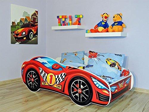 KAGU Autobett Kinderbett Juniorbett
