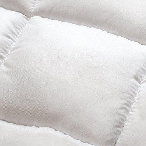 lumaland mikrofaser matratzenauflage unterbett in. Black Bedroom Furniture Sets. Home Design Ideas