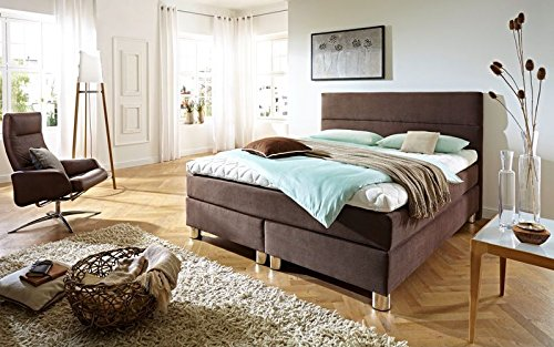 luxus boxspringbett rockstar mit 9cm topper von welcon. Black Bedroom Furniture Sets. Home Design Ideas