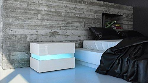 nachttisch nachtkonsole flow boxspringbetten. Black Bedroom Furniture Sets. Home Design Ideas
