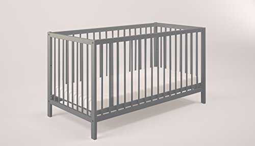 polini kids babybett gitterbett kinderbett simple 101 aus. Black Bedroom Furniture Sets. Home Design Ideas