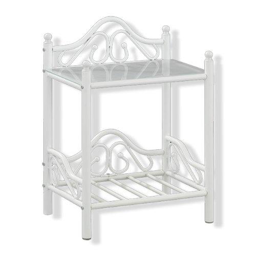 roller nachtkonsole schlafzimmer nachttisch boxspringbetten. Black Bedroom Furniture Sets. Home Design Ideas
