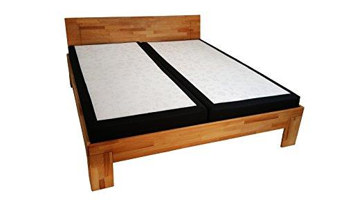 SAM® Design Holzbett SIENNA Größen- und Farbauswahl