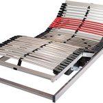 Schlaraffia Classic 42 Plus M Move elektrischer 5-Zonen Lattenrost 100x200 cm