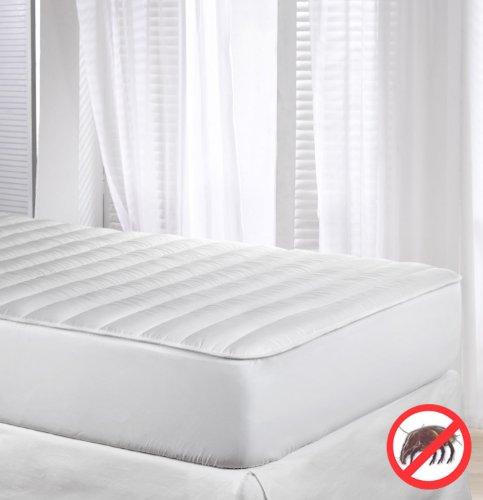 velfont matratzenauflage abgesteppt milbenschutz. Black Bedroom Furniture Sets. Home Design Ideas