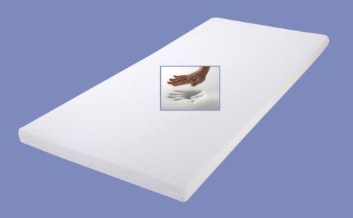 viskoelastische viscoelastische matratzenauflage h he 4 oder 5 cm 180 200 x 200 cm visco. Black Bedroom Furniture Sets. Home Design Ideas