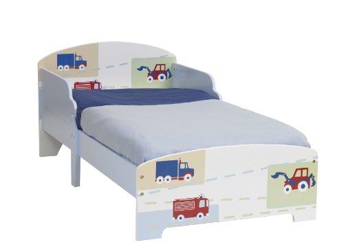 Worlds Apart 70EEV01 Kinderbett für Jungen ab 18 Monate