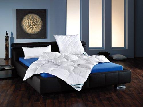 f.a.n. Vier-Jahreszeiten-Bett Kansas Textilfaser