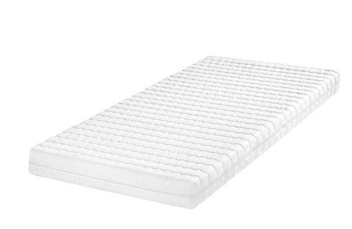 Öko-Wash Matratze für jede Jahreszeit geeignet Microfaserbezug waschbar bis 60 °C von BRECKLE