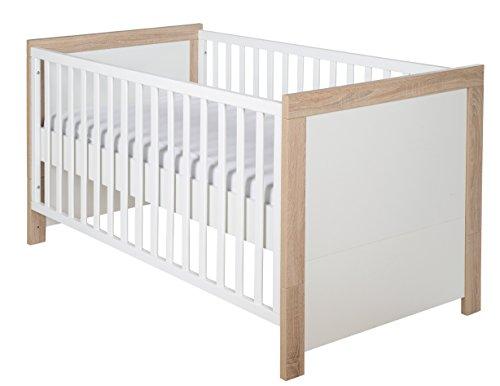 roba 49591 kombi kinderbett leni 70 x 140 cm betten. Black Bedroom Furniture Sets. Home Design Ideas