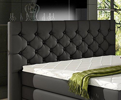 xxxl mailand boxspringbett mit bettkasten designer. Black Bedroom Furniture Sets. Home Design Ideas