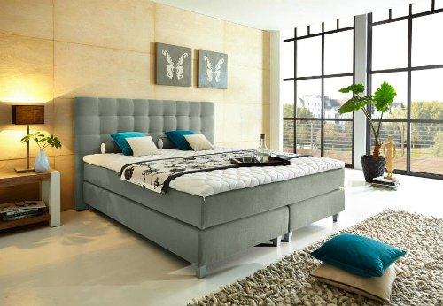 luxus boxspringbett von welcon 140x200 22 farben erh ltlich in h2 h3 h4 h2 h3 und h3 h4. Black Bedroom Furniture Sets. Home Design Ideas