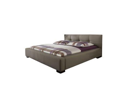 Maintal Betten Polsterbett Laila feiner Strukturstoff