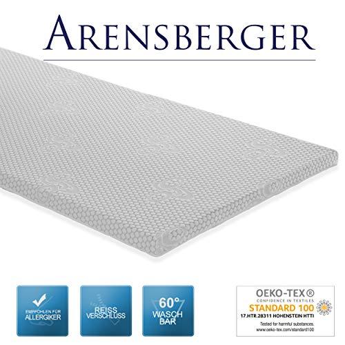 Arensberger ® Gel-Schaum Matratzenauflage Topper GS6
